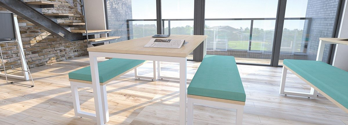 Wagamama Bench - Bench Seating - Breakout Furniture