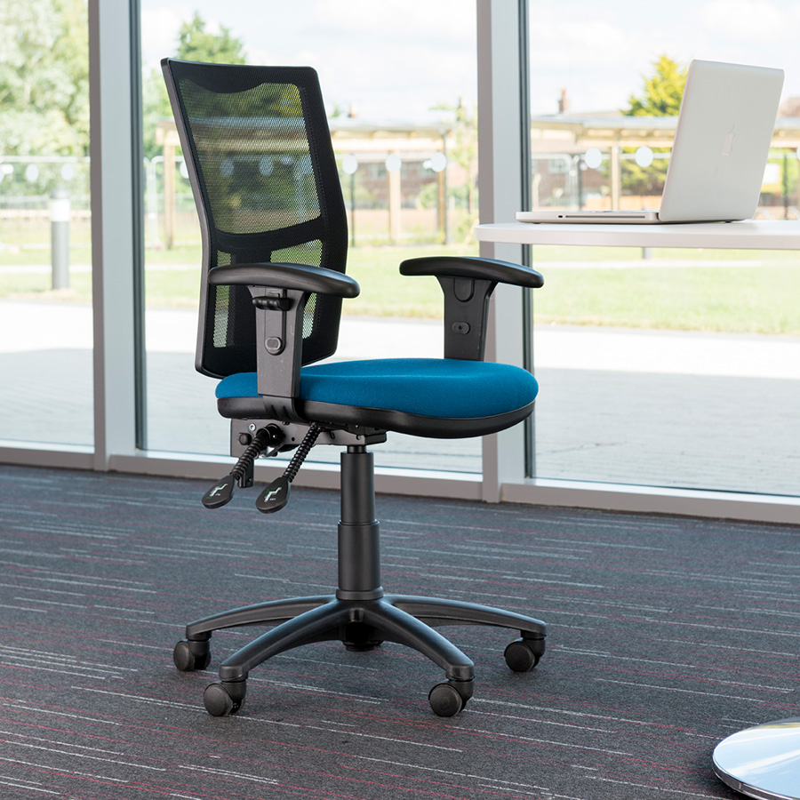 Goal Chair - Mesh Back Chair - Office Chairs - Ergonomic Seating