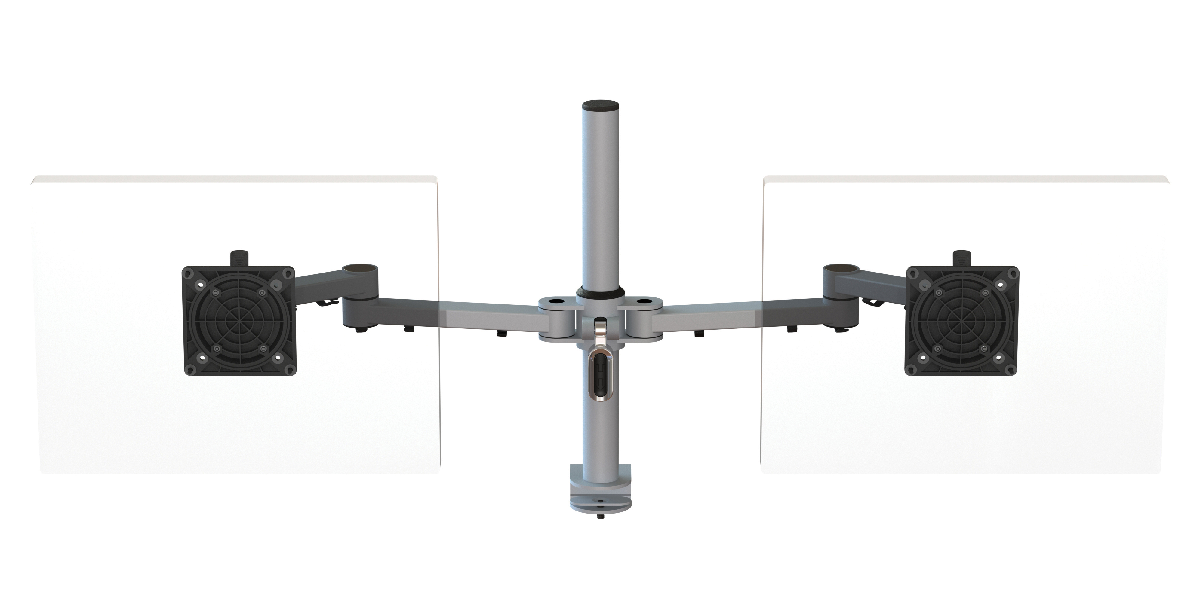 Double Monitor Arm - Monitor Arms - Office Accesories