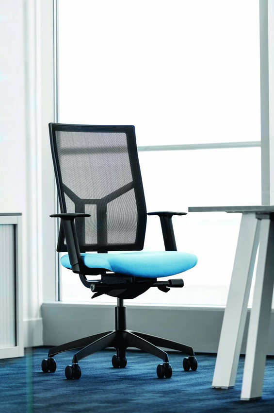 Airo Chair - Mesh Back Chair - Office Chairs - Ergonomic Seating