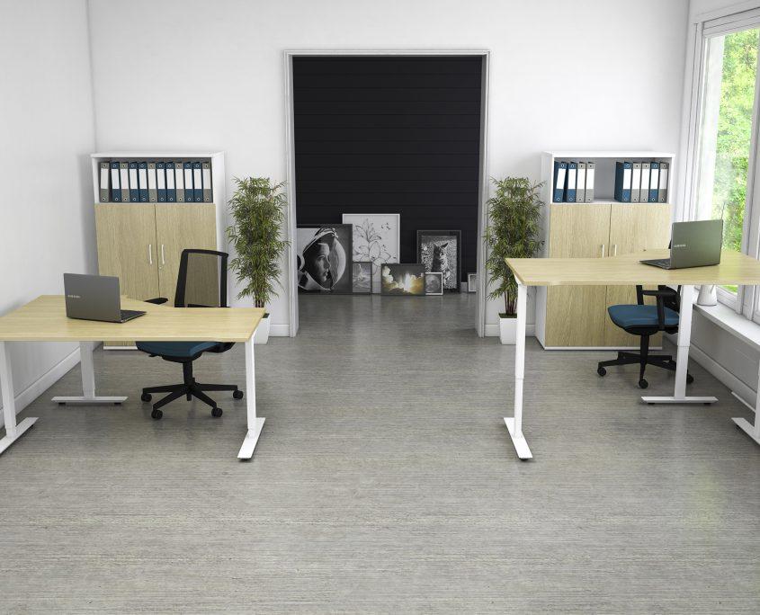 Freedom Lite Desk - Height Adjustable Desks - Office Desk