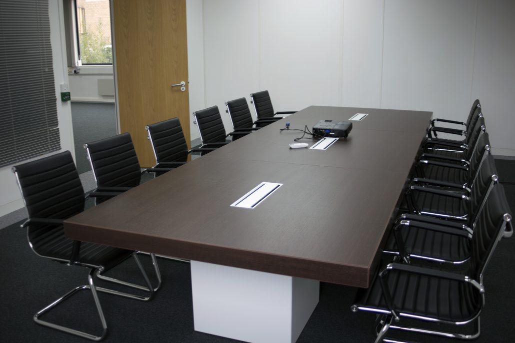 Meeting Room Desk Tidy