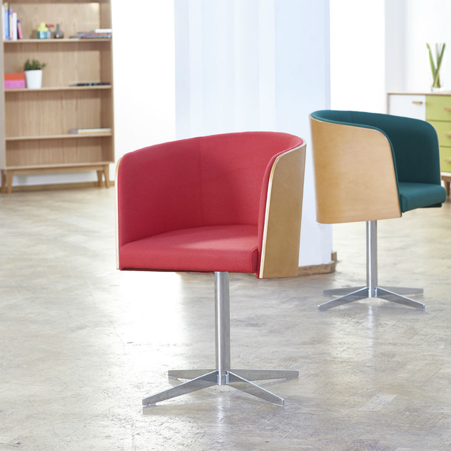 Inspiral Chair - Reception Chairs - Reception Furniture