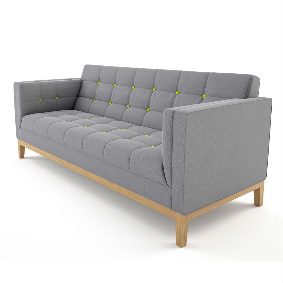 Jig Settee - Breakout Seating - Breakout Furniture