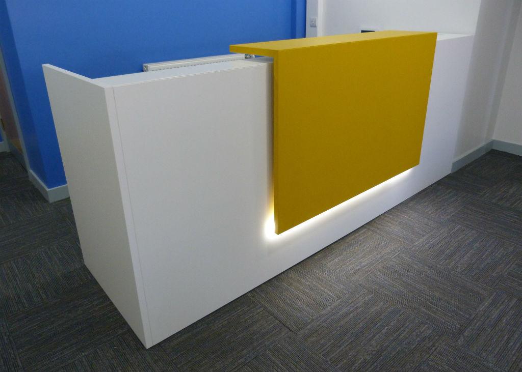 Z2 Reception Desk - Reception Desk - Reception Furniture