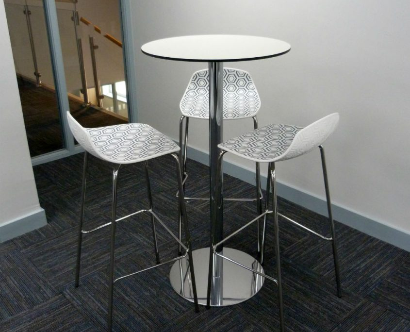 Alhambra Stools - Stools & Poseur Tables - Breakout Furniture