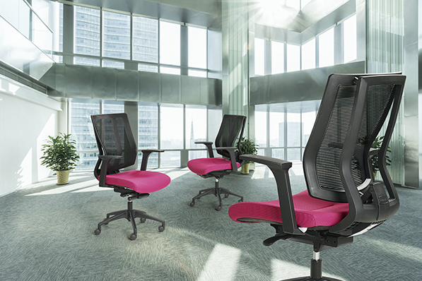 Negus Chair - Mesh Back Chair - Office Chairs - Ergonomic Seating