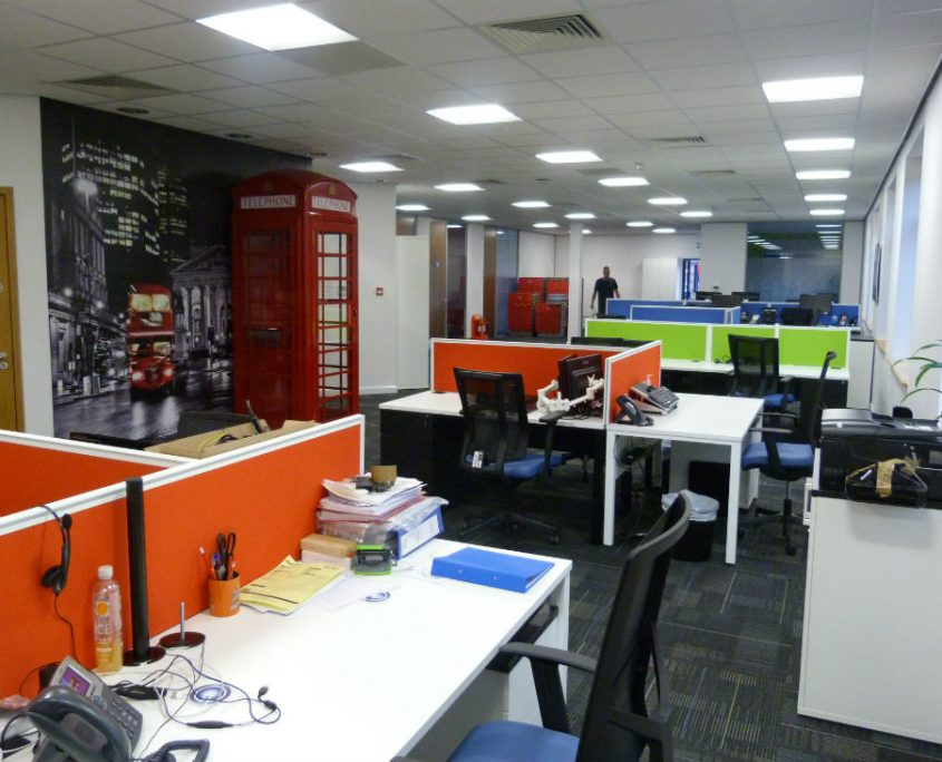 Office Installation - Office Furniture - Office Furniture Delivery & Installation