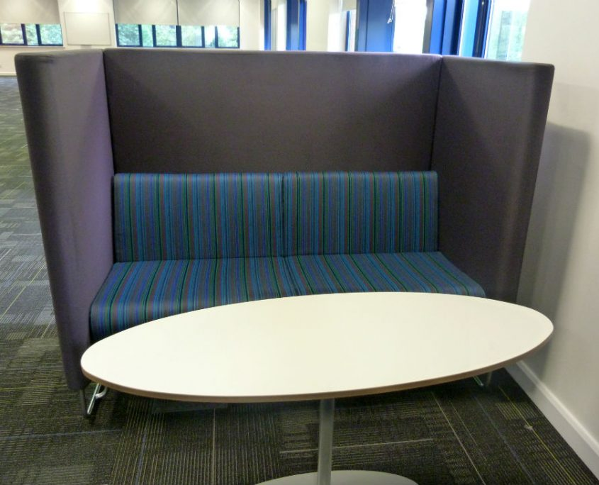 Seating Booths - Breakout Furniture - Reception Furniture