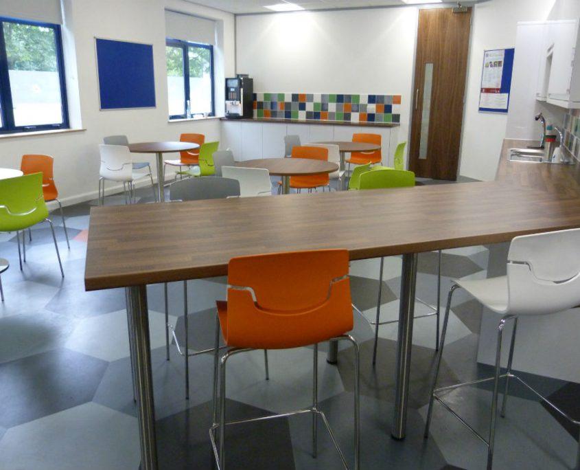 Bistro Chairs - Bistro Furniture - Breakout Furniture