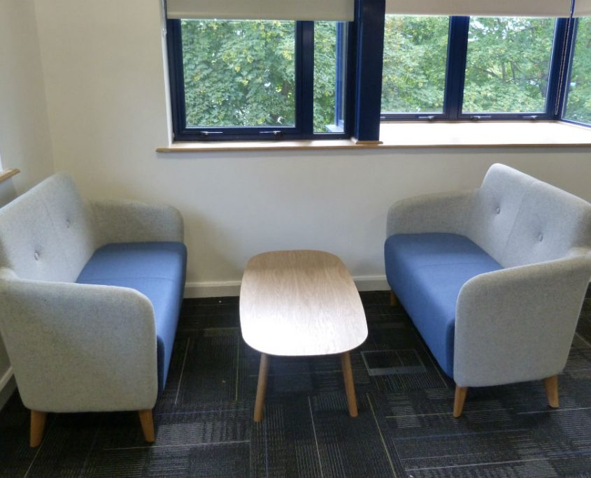 Reception Chairs - Office Chairs - Reception Furniture