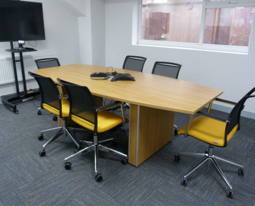 John Hogg - Delivery & Installation - Office Furniture