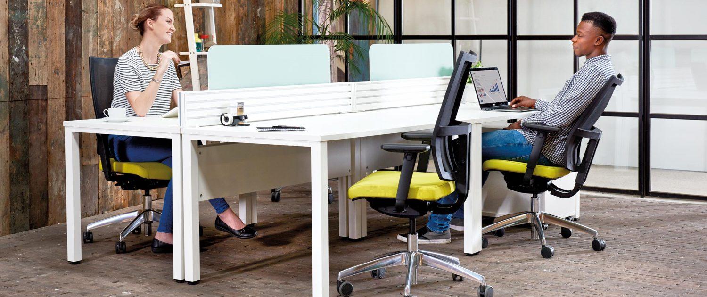 Pepi Mesh Chair - Mesh Back Chair - Office Chairs - Ergonomic Seating