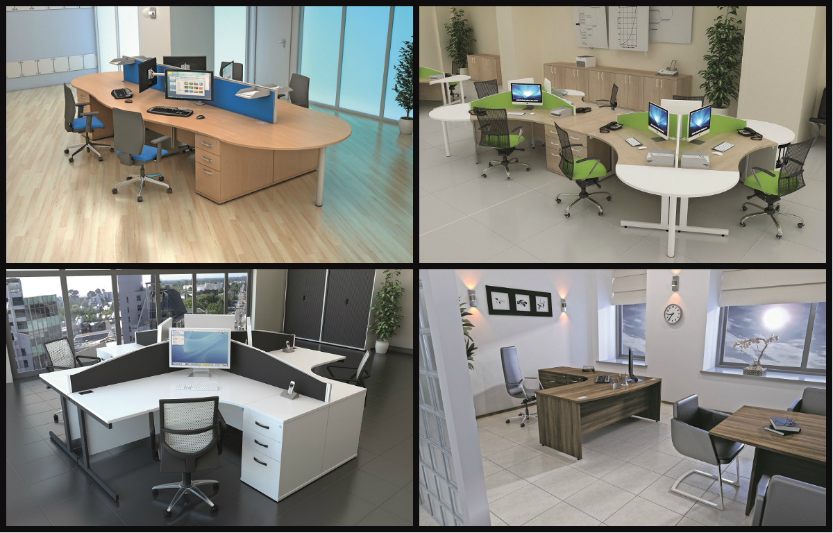 Office Desks - Office Chairs - Office Furniture