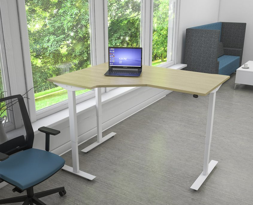 Freedom Lite Desk - Height Adjustable Desks - Office Desk