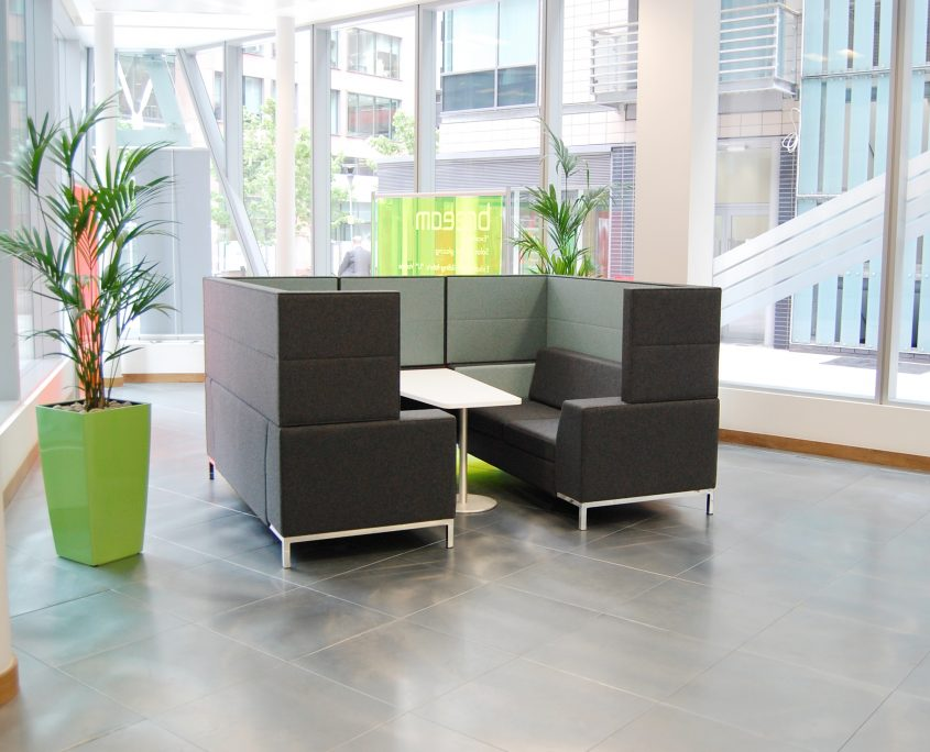 Arny Adytum Booth - Seating Booths - Breakout Furniture