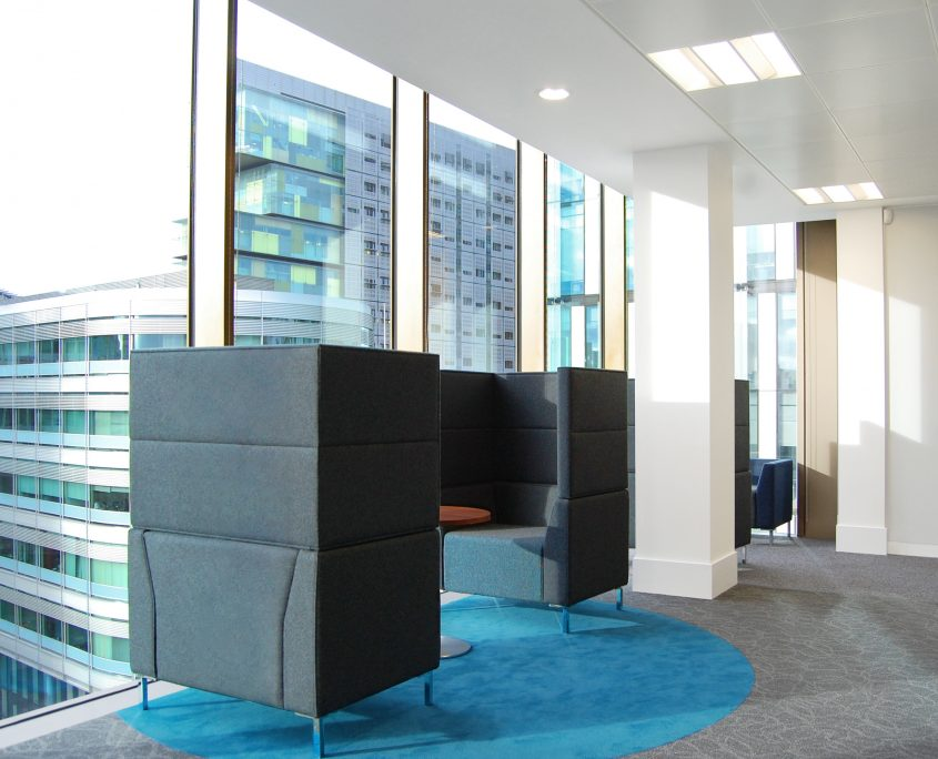 Arny Lite - Seating Booths - Breakout Furniture