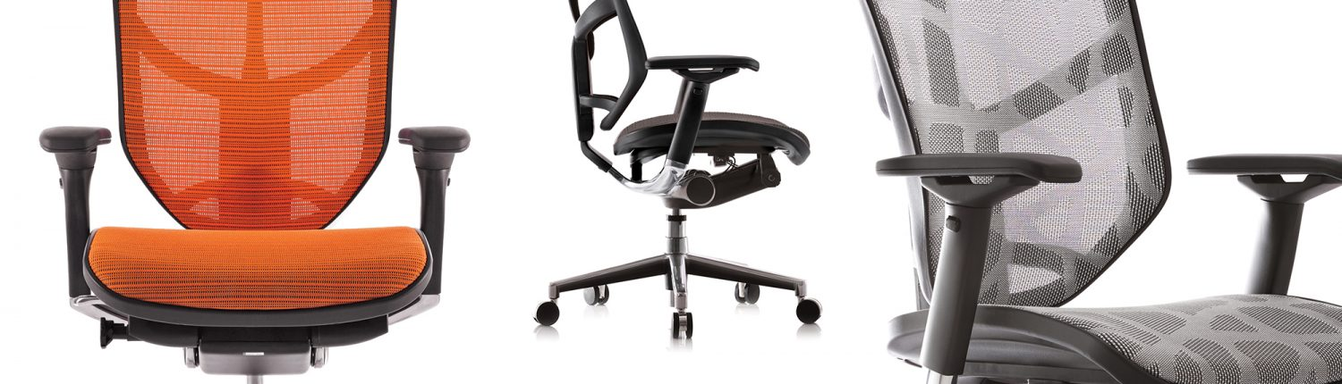 Enjoy Mesh Chair - Ergonomic Chair - Ergonomic Chairs - Office Chairs