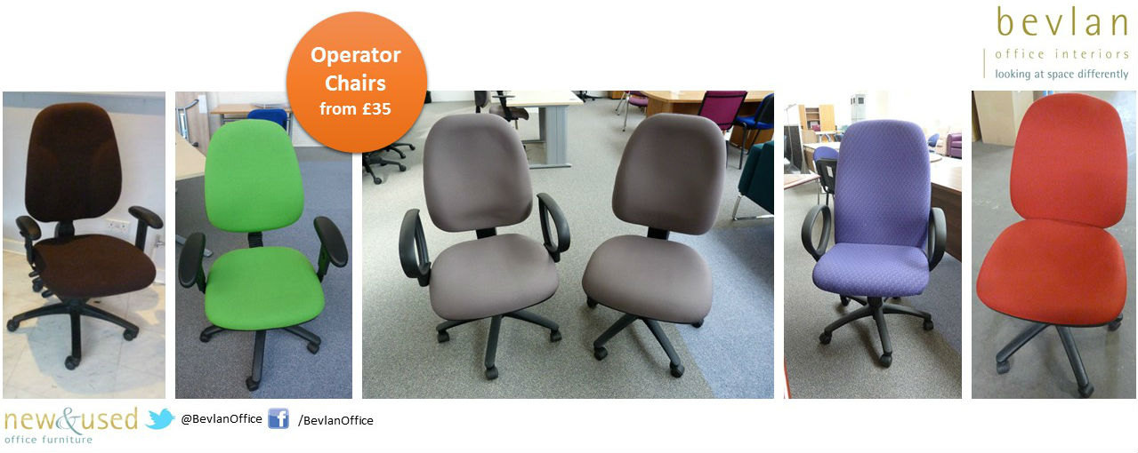 Operator Chair - Operator Chairs - Office Furniture