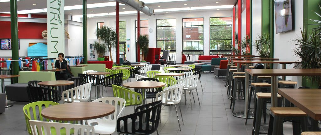UCLAN Basket Chair - Bistro Chairs - Breakout Furniture