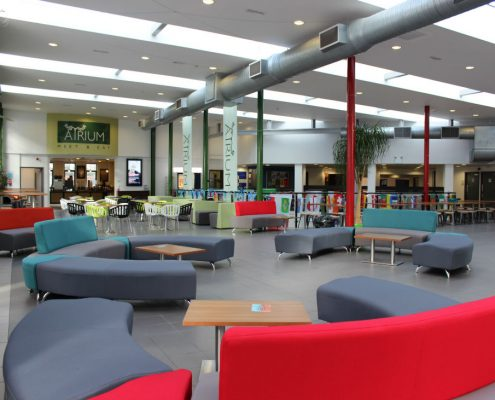 UCLAN Breakout Seating - Breakout Furniture - Canteen Furniture