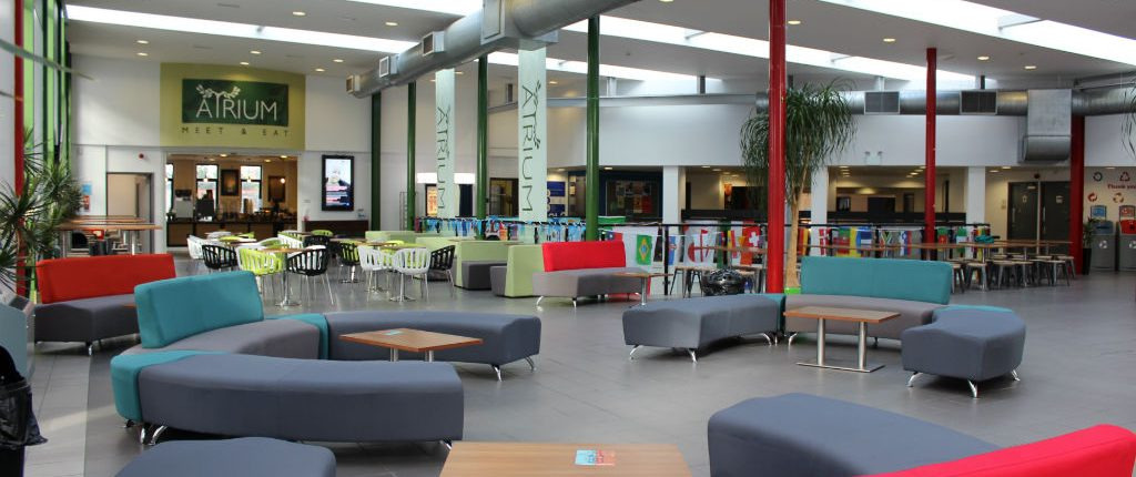UCLAN Breakout Seating - Breakout Furniture