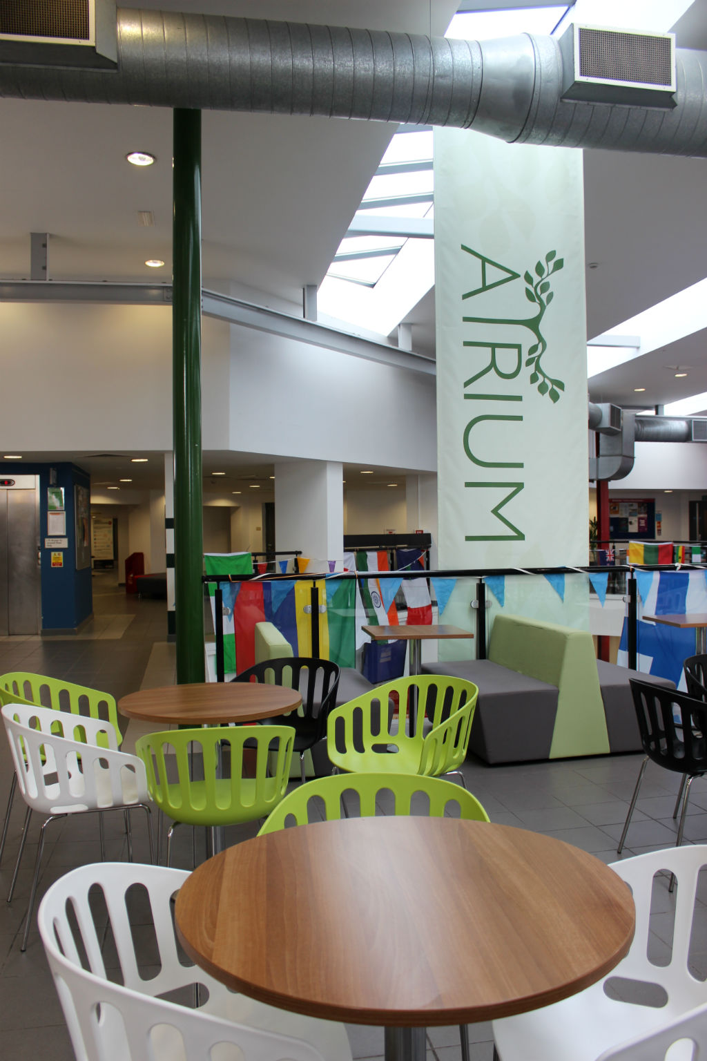 UCLAN Basket Chair - Bistro Chairs - Bistro Seating - Breakout Seating