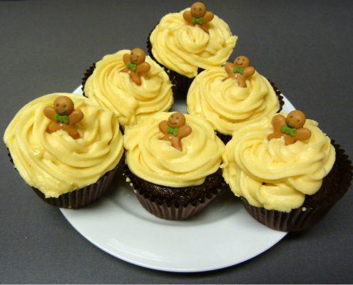 Cupcakes - Bake Off - Great British Bake Off