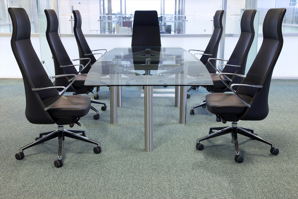 Glass Tables Unique Meeting Boardroom Furniture
