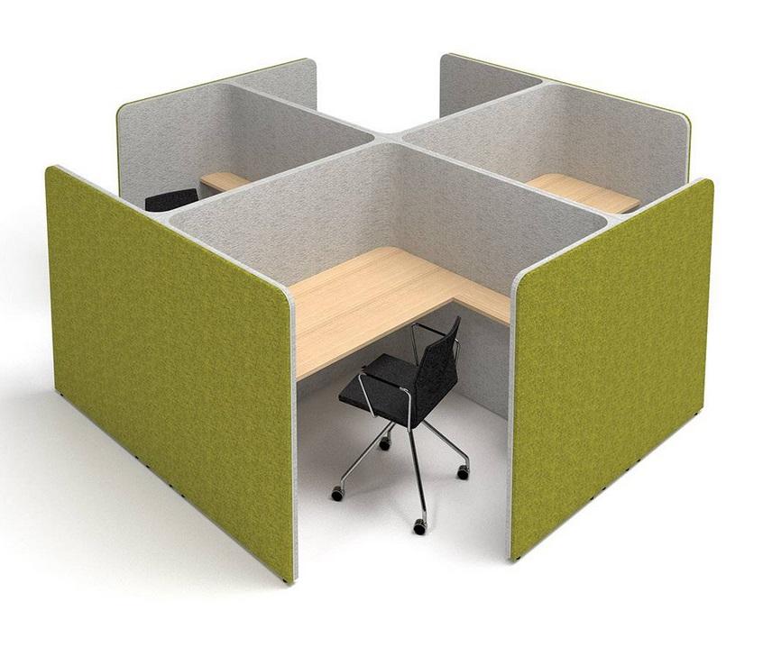 Den Cube - Booths - Acoustic Pods