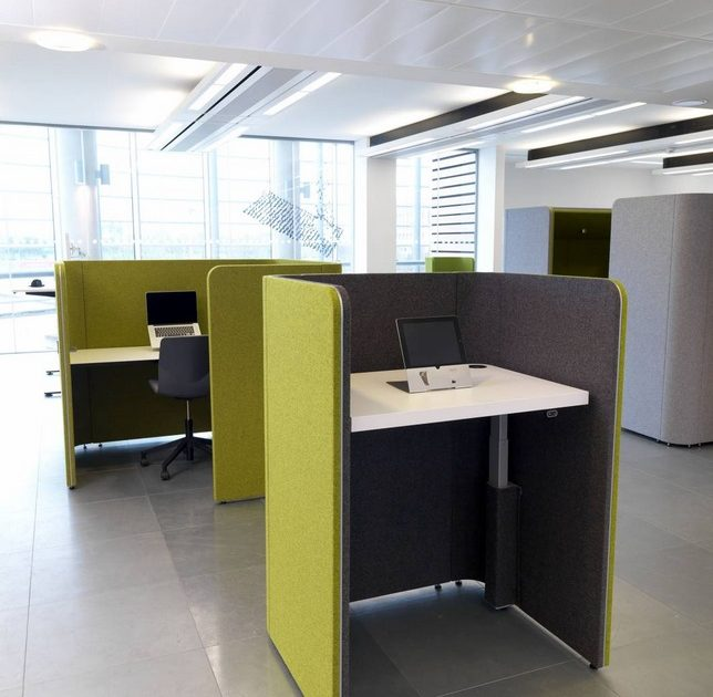 Den Booths - Seating Booths - Acoustic Pods