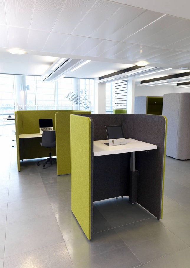 Booths Den S In The Office Acoustic Pods Amp Booths