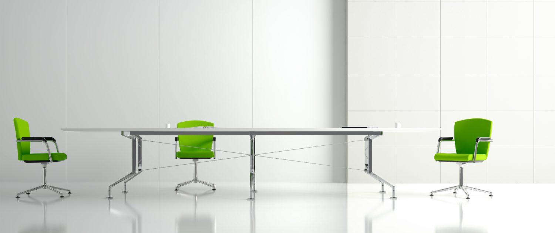 Ensa Glass Table - Ensa Tables - Meeting Tables