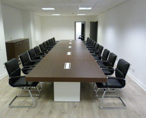 Kleen-Tex - Office Installation - Office Delivery & Installation