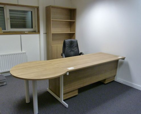 Kleen-Tex - Office Installation - Office Delivery & Installation
