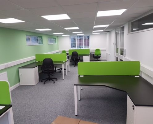 Reel Appeal - Office Installation - Office Furniture