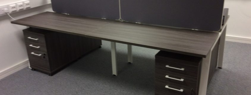 Pure Bench Desks - 3R Software - Office Furniture Delivery & Installation