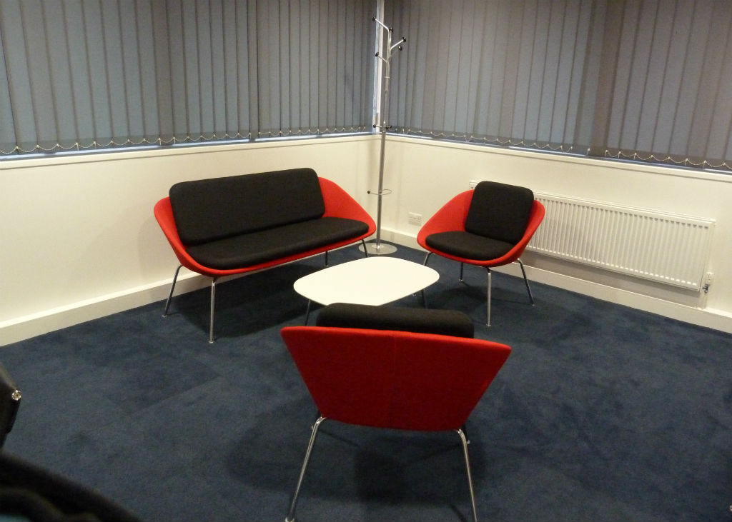 Maple Fleet Services Office Furniture Project Bevlan