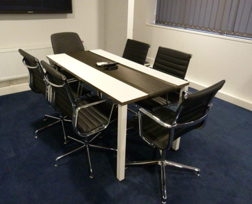 Maple Fleet - Office Furniture Project