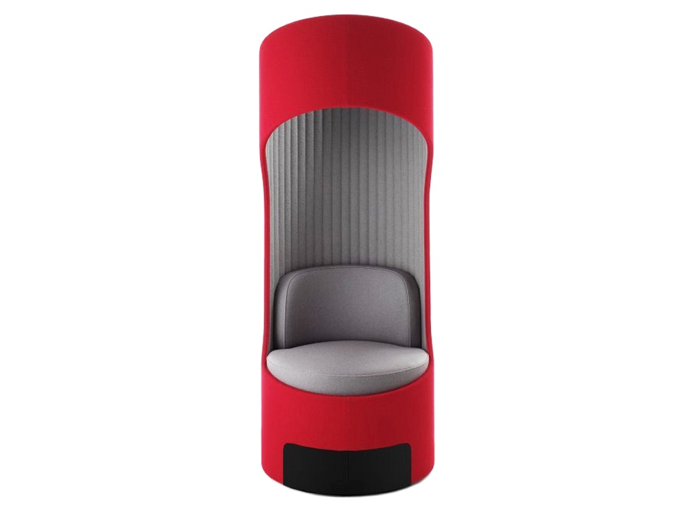 Privacy Seat Cega Acoustic Pods Bevlan Office Interiors