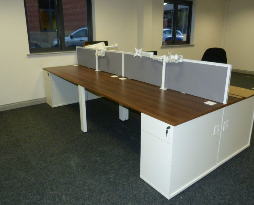 Office Desks - Hartley Wadsworth & Partners - Office Furniture Delivery & Installation