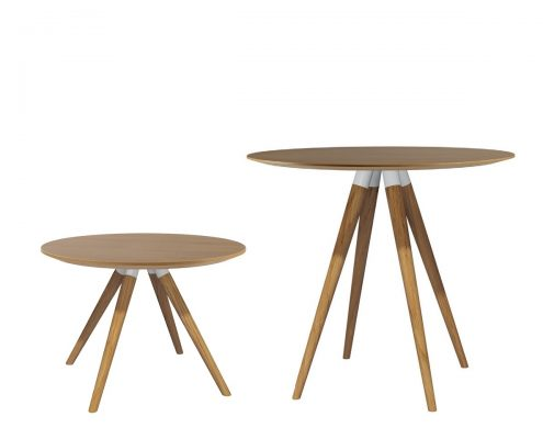 Breakout Furniture - Era Wood Tables - Breakout Tables