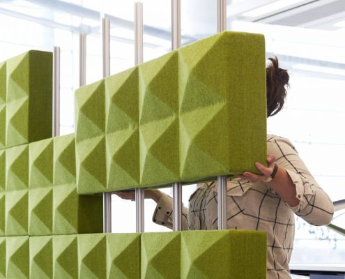 Acoustic Panels - Fabricks - Acoustic Pods