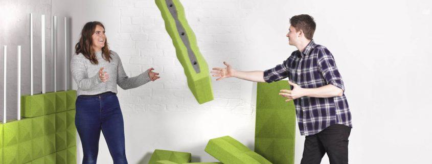 Acoustic Panels - Fabricks - Acoustic Pods