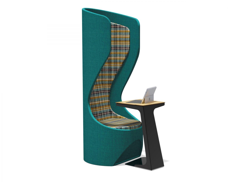 Breakout Furniture - Hide - Laptop Table