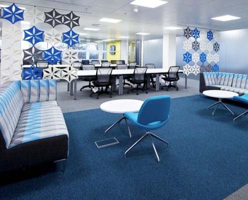 Modular Seating - Huddle Low
