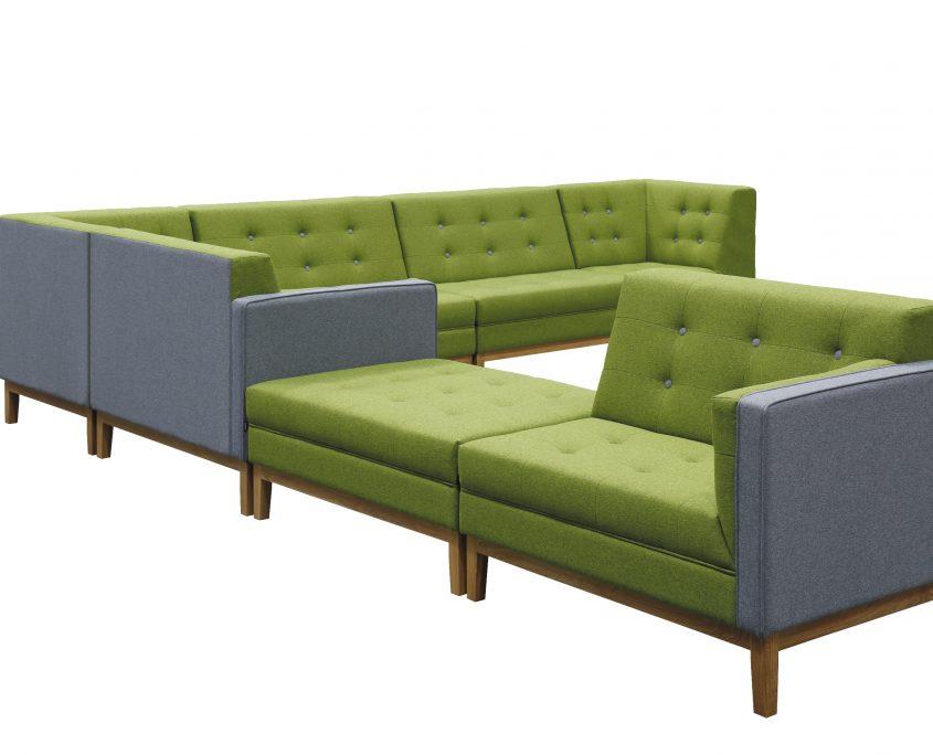 Modular Seating - Jig Modular