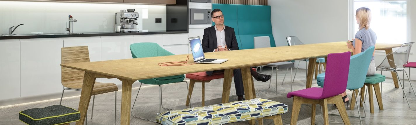 Breakout Furniture - Jig Social - Frovi Seating