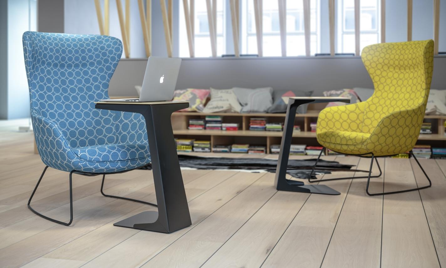 Breakout Furniture - Era Wing - Laptop Table