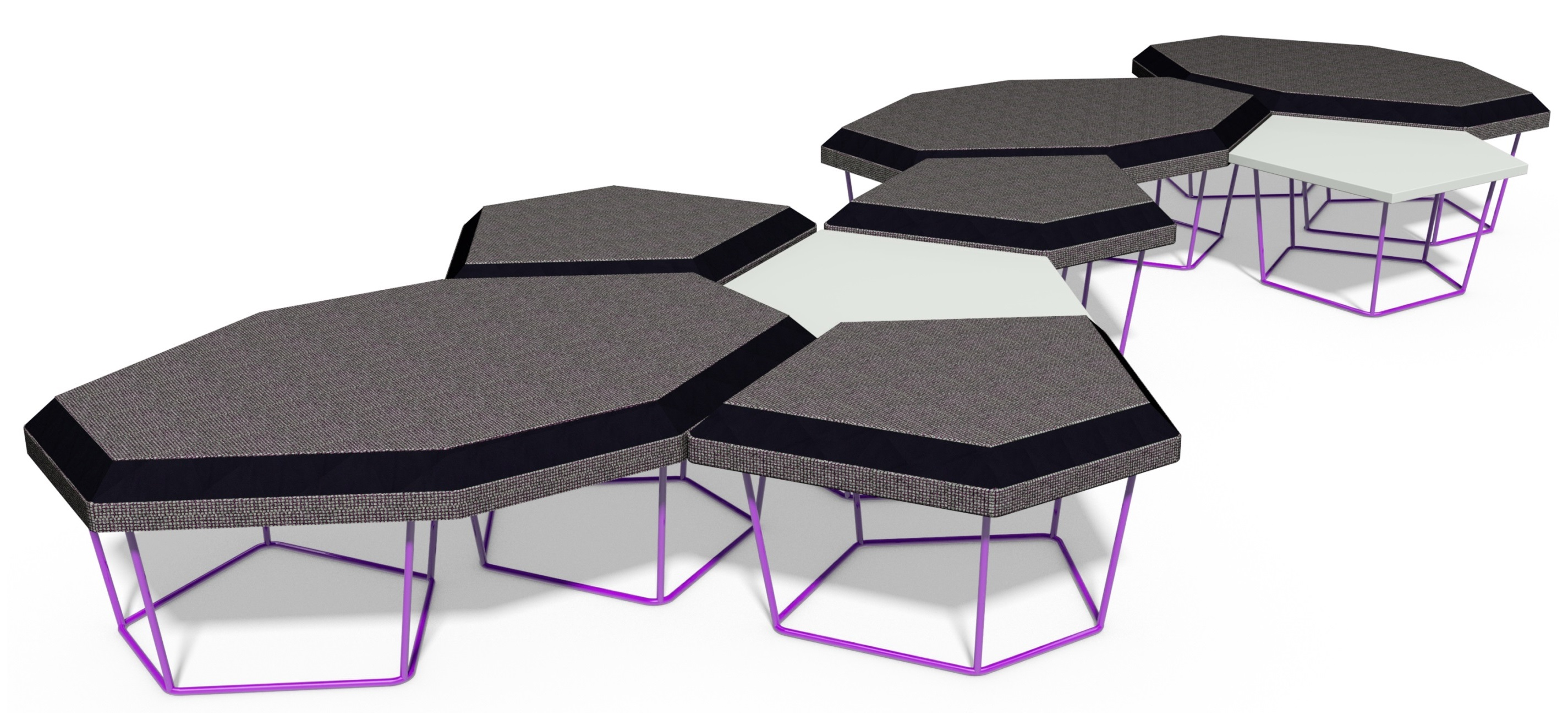 Breakout Seating - NEST